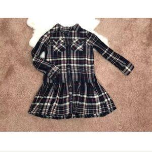 Ralph Lauren Girl Dress Casual Sz 4